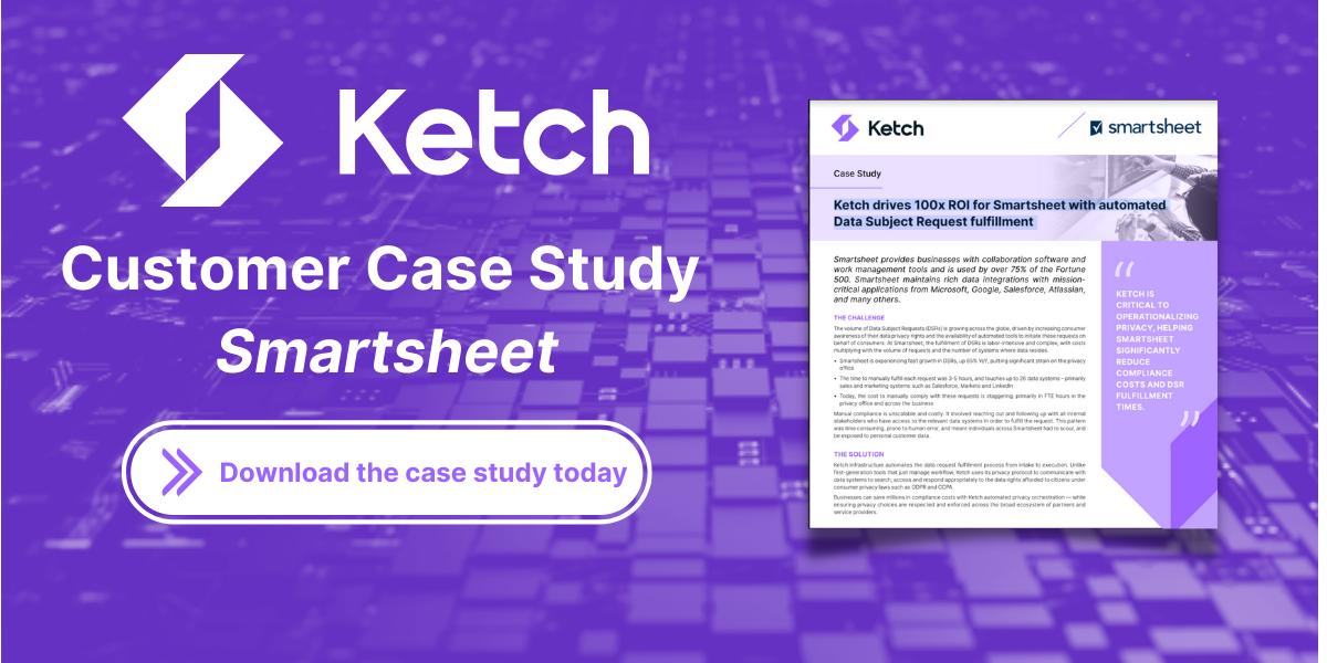 Smartsheet Case Study - Ketch Cover Photo